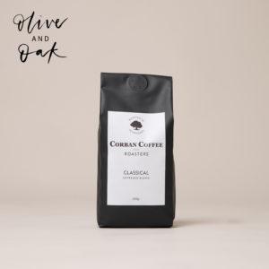 Corban Coffee Ground Coffee Blend