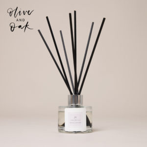 JK Candle Creations Lime, Basil and Mandarin Diffuser